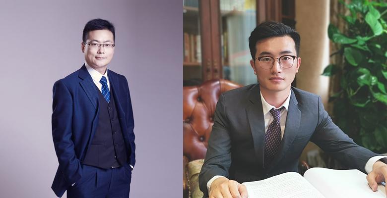 庭立方·卓安所执行主任艾述洪律师、张龙律师为涉嫌故意伤害罪的L某出庭辩护